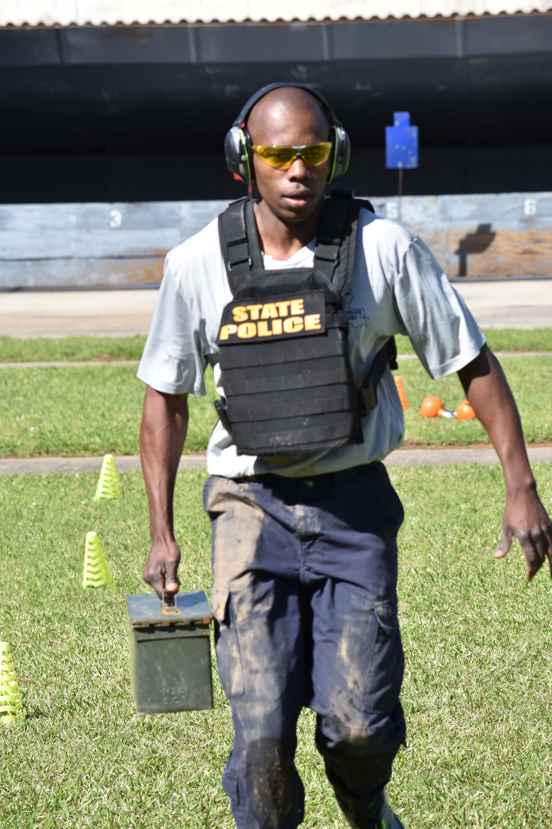 Louisiana State Police - Training Academy